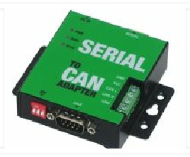 1-Port Serial to CAN Bus Adapter