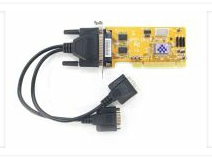 2-Port RS-232 UPCI to Serial Card