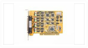 UPCI-400i 4-Port RS-232/422/485 UPCI to Serial Card, 15KV ESD Protection