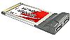 SATA II-150 2Port (eSATA) CardBus PC Card