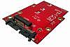 Convert 60mm M.2 NGFF SATA SSD to 1.8 SATA Drive