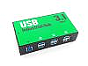 6-Port USB 3.0 Hub with Metal Case, Reverse polarity protection