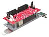 2Bay IDEx2 Enclosure Board for PC Case (to USB2.0 Host)