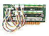 32Bit 3-Slot PCI Riser Card
