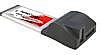 eSATA II  3Gbps & USB2.0 Combo ExpressCard/34 Host Adapter