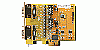 2-Port PCI Express to Serial PCI Express I/O Card (RS-232/422/485) with Optical Isolation