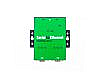 2-Port Serial to Ethernet Serial Device Server with Metal Case (RS-422/485)