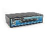 4-Port RS-232/422/485 USB-to-Serial Adapter, Compact Metal Case with Extension Cable, DIN rail