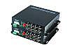 8-CH Video + 1-CH Reverse Data Optical Transmitter & Receiver