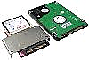 Compact Flash to 2.5 SATA Disk Bridge Board (With 2.5 HDD Frame)