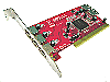 USB 2.0(NEC) 5Ports Low Profile PCI Host