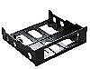 """3.5"""" HDD Bracket For 5.25"""" Drive Bay"""