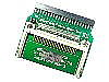 Flat Laptop 44-Pin Female IDE To CF Card Adapter